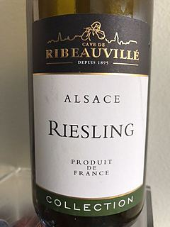 Cave de Ribeauvillé Riesling Collection(カーヴ・ド・リボーヴィレ リースリング コレクション)