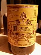 ヴァレンティーニ トレッビアーノ・ダブルッツォ(2010)
