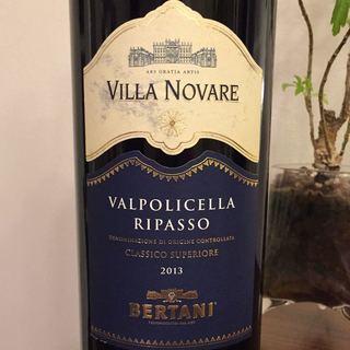 Villa Novare Valpolicella Classico Superiore Ripasso
