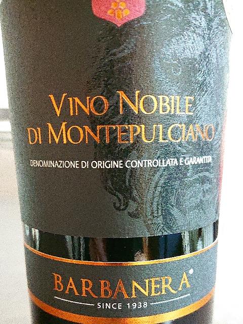 Barbanera Vino Nobile di Montepulciano