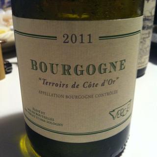Verget Bourgogne Terroirs de Cote d'Or Blanc