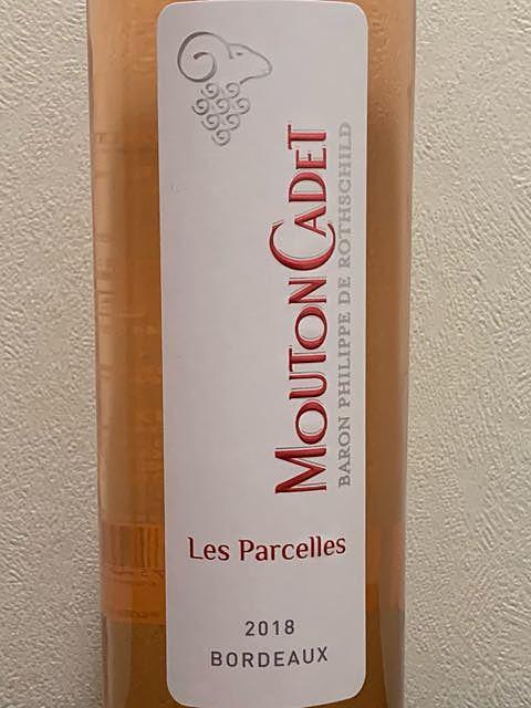 Mouton Cadet Bordeaux Rosé Les Parcelles