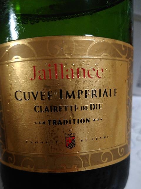 Jaillance Clairette de Die Tradition Cuvée Imperiale
