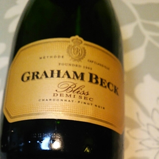 Graham Beck Bliss Demi Sec
