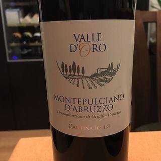 Cantina Tollo Valle d'Oro Montepulciano d'Abruzzo