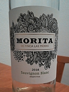 モリタ・デ・フィンカ・ラス・モラス ソーヴィニヨン・ブラン(2018)