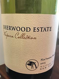 Sherwood Estate Waipara Collection Nor'Wester Pinot Noir