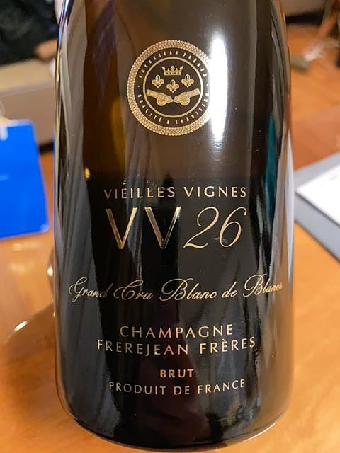 Frerejean Frères VV26(フレールジャン・フレール)