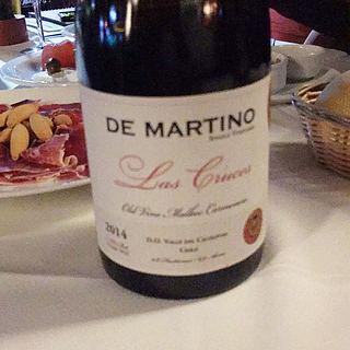 De Martino Single Vineyard Las Cruces(デ・マルティノ シングル・ヴィンヤード ラス・クルーセス)