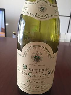 Moillard Bourgogne Hautes Côtes de Nuits Blanc(モワラール ブルゴーニュ オート・コート・ド・ニュイ ブラン)