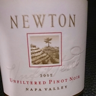 Newton Unfiltered Pinot Noir