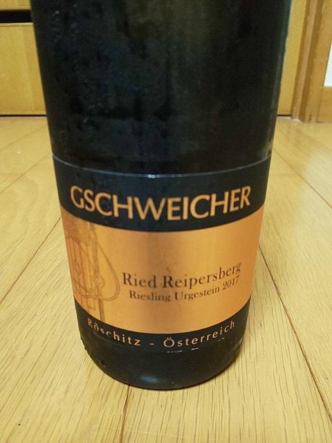 Gschweicher Ried Reipersberg Riesling Urgestein