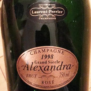 Laurent Perrier Grand Siècle Alexandra Rosé