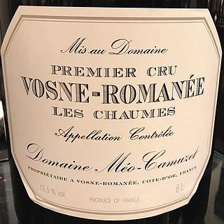 Dom. Méo Camuzet Vosne Romanée 1er Cru Les Chaumes