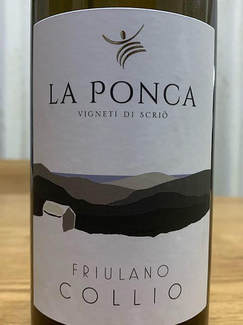 La Ponca Ribolla Gialla(ラ・ポンカ リボッラ・ジャッラ)   Vinica ...