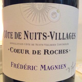 Frédéric Magnien Côtes de Nuits Villages Coeur de Roches