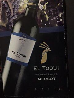 El Toqui Merlot(エル・トキ メルロ)