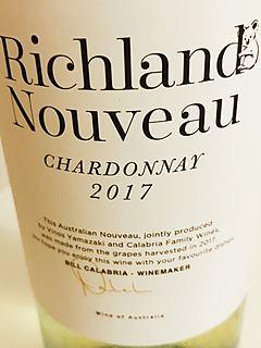 Richland Nouveau Chardonnay(リッチランド ヌーボー シャルドネ)