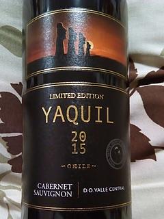 Yaquil Cabernet Sauvignon Limited Edition(ヤキル カベルネ・ソーヴィニヨン リミテッド・エディション)