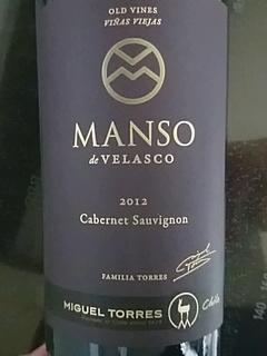 Miguel Torres Manso de Velasco Cabernet Sauvignon