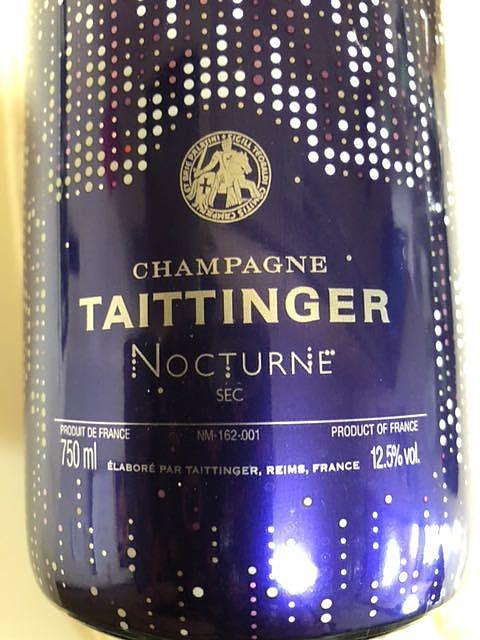 Taittinger Nocturne Sleever