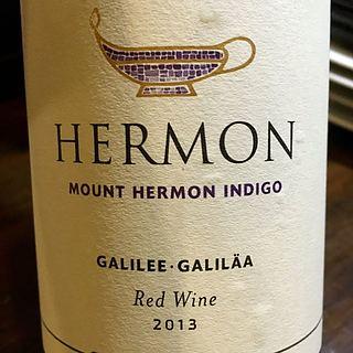 Hermon Mount Hermon Indigo