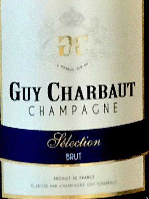 Guy Charbaut Sélection Brut(ギイ・シャルボ セレクション ブリュット)