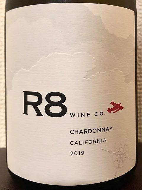 R8 Wine Co. Chardonnay(アールエイト シャルドネ)