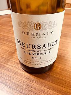 Germain Meursault Les Vireuils(ジェルマン ムルソー レ・ヴィレイユ)