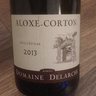 Dom. Marius Delarche Aloxe Corton