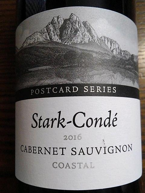 Stark Condé Postcard Series Cabernet Sauvignon