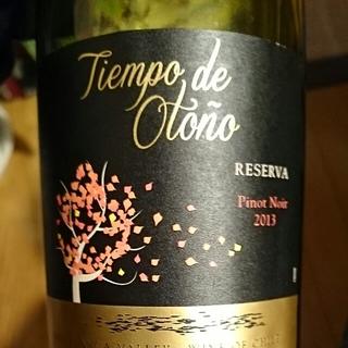 Tiempo de Otoño Reserva Pinot Noir