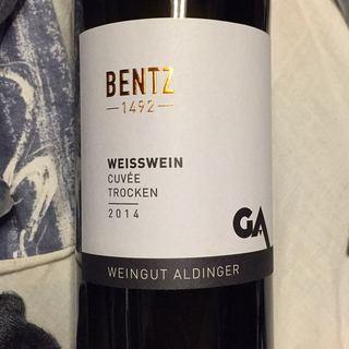 Aldinger Bentz Weiss Wein Cuvée trocken
