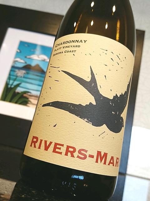 Rivers Marie Chardonnay Platt Vineyard(リヴァーズ・マリー シャルドネ プラット・ヴィンヤード)