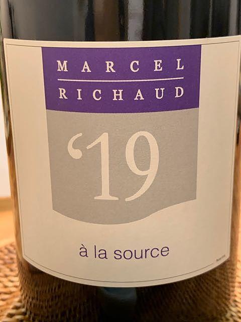 Marcel Richaud à la source 2019