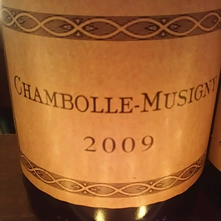 Dom. Philippe Charlopin Parizot Chambolle Musigny
