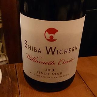 Shiba Wichern Willamette Cuvée Pinot Noir