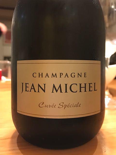 Champagne Jean Michel Cuvée Spéciale