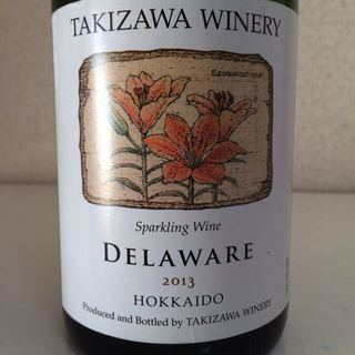 Takizawa Winery Delaware Sparkling