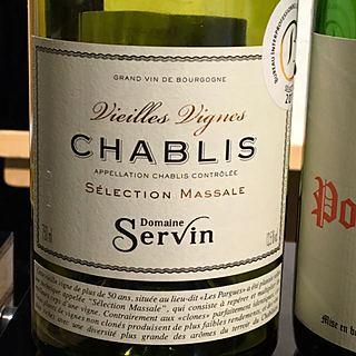 Dom. Servin Chablis Vieilles Vignes(ドメーヌ・セルヴァン シャブリ ヴィエイユ・ヴィーニュ)