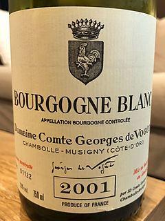 Dom. Comte Georges de Vogüé Bourgogne Blanc