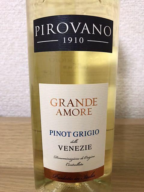 Pirovano Grande Amore Pinot Grigio