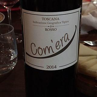 Com'Era Toscana Rosso