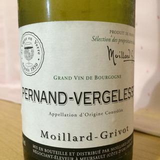 Moillard Grivot Pernand Vergel...