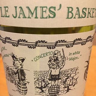 Saint Cosme Little James' Basket Press White