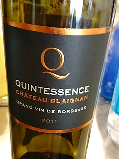 Quintessence Ch. Blaignan