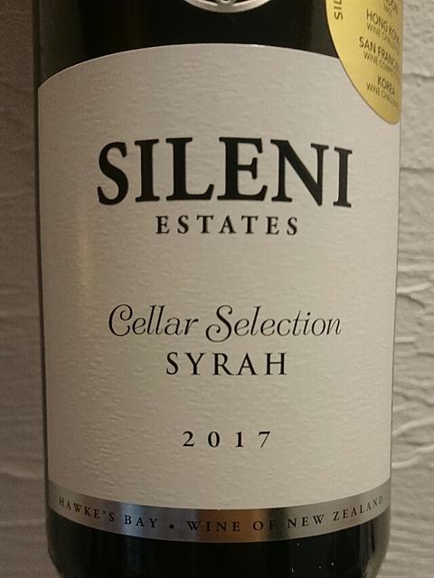Sileni Cellar Selection Syrah