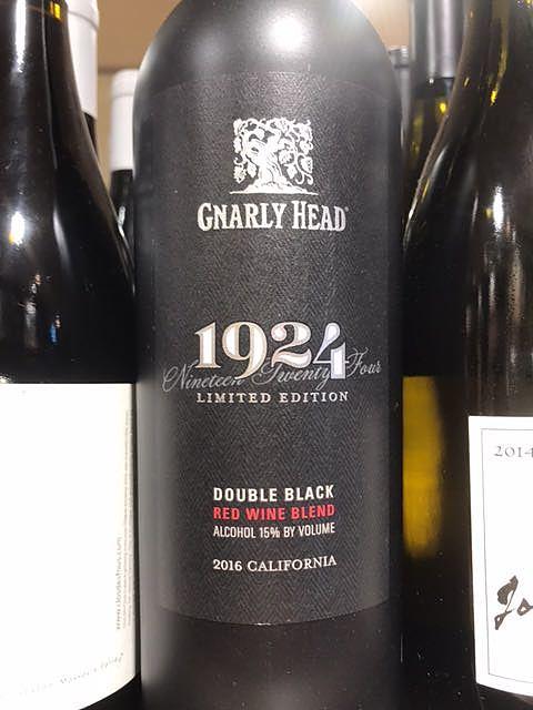 Gnarly Head Limited Edition 1924 Double Black(ナーリー・ヘッド リミテッド・エディション ダブル・ブラック)