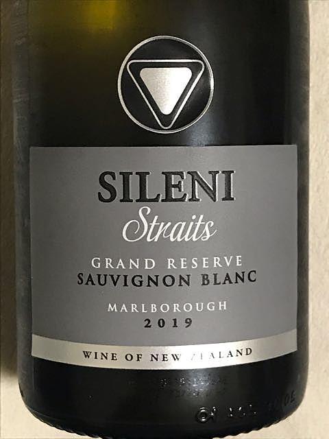 Sileni Straits Grand Reserve Sauvignon Blanc