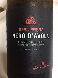 Caruso & Minini Terre di Giumara Nero d'Avola